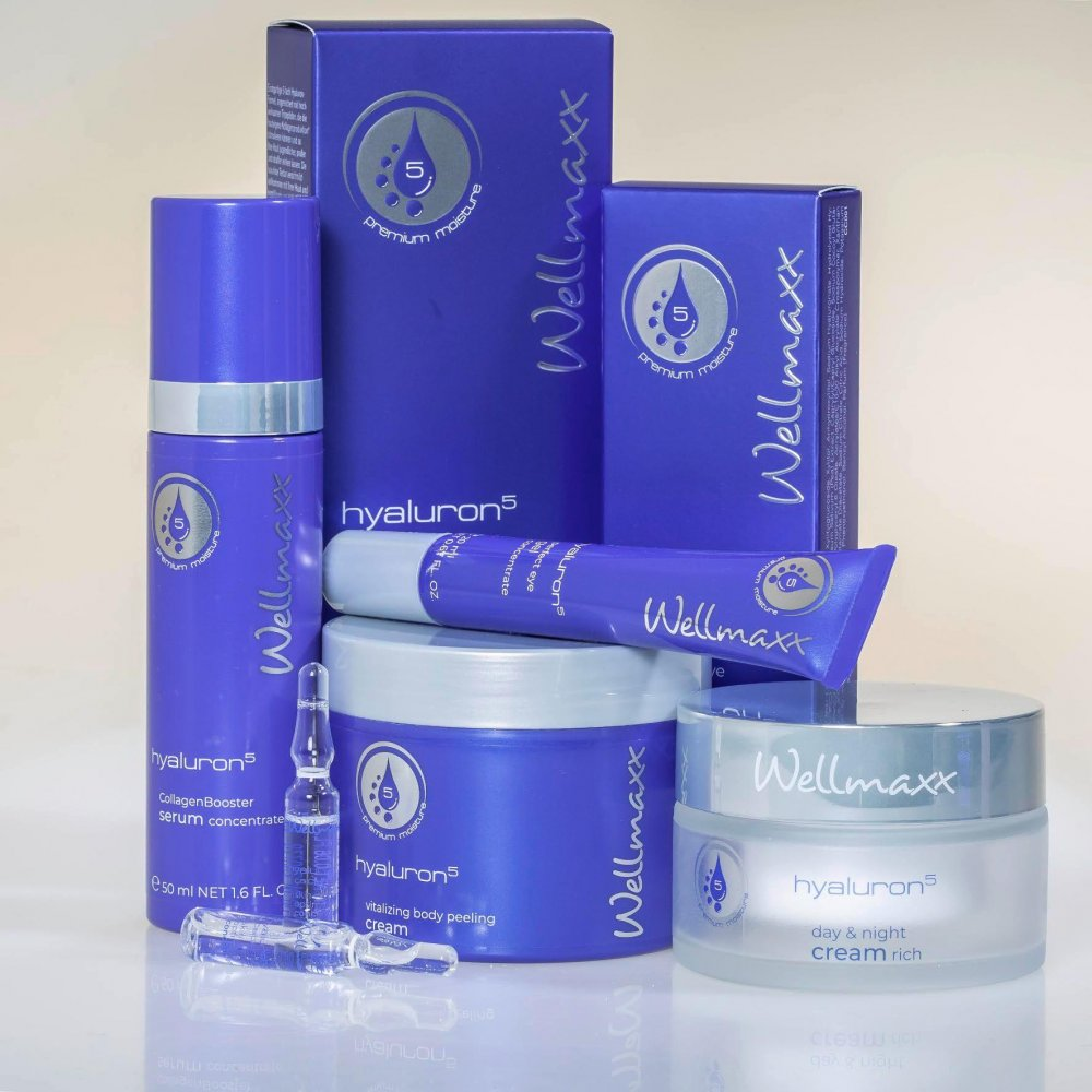 kozmetika s kyselinou hyaluronovou