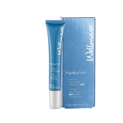 Wellmaxx Hyaluron Eye očný gél 20 ml