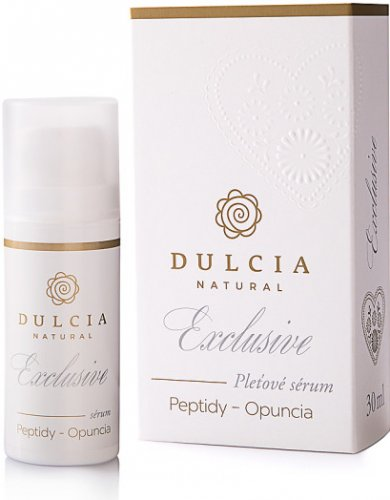 Dulcia Natural Exclusive Pleťové sérum 30 ml