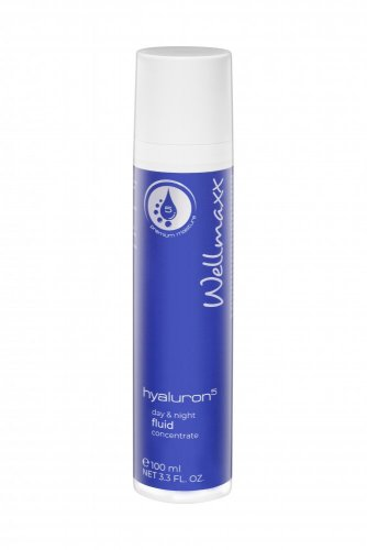 Wellmaxx Hyaluron5 day & night fluid concentrate 100ml