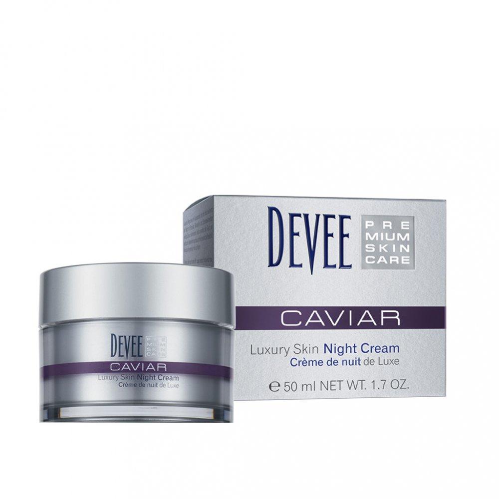 devee caviar krém s kaviárom a morským komplexom